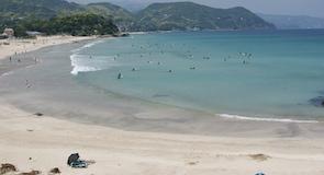 Praia de Shirahama Ohama