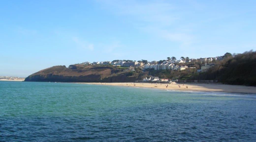 "Photo ""Carbis Bay Beach"" by Joe Pritchard (CC BY-SA) / Cropped from original"