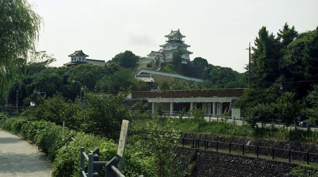 "Photo ""Kakegawa Castle"" by shikabane taro (CC BY) / Cropped from original"