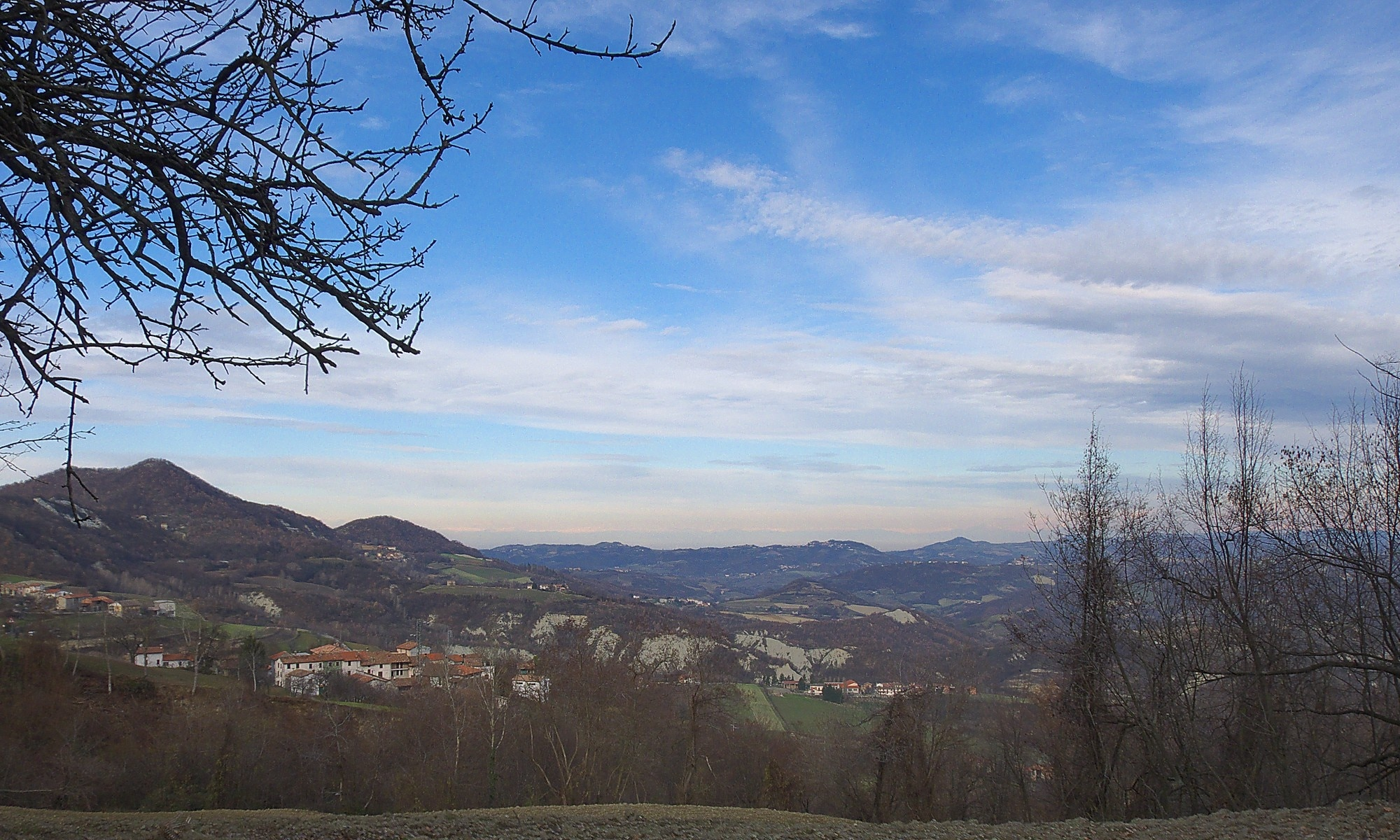 Garbagna, Piedmont, Italy