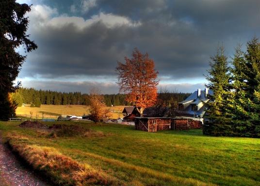 フリードリッヒスヘーエ, ドイツ
