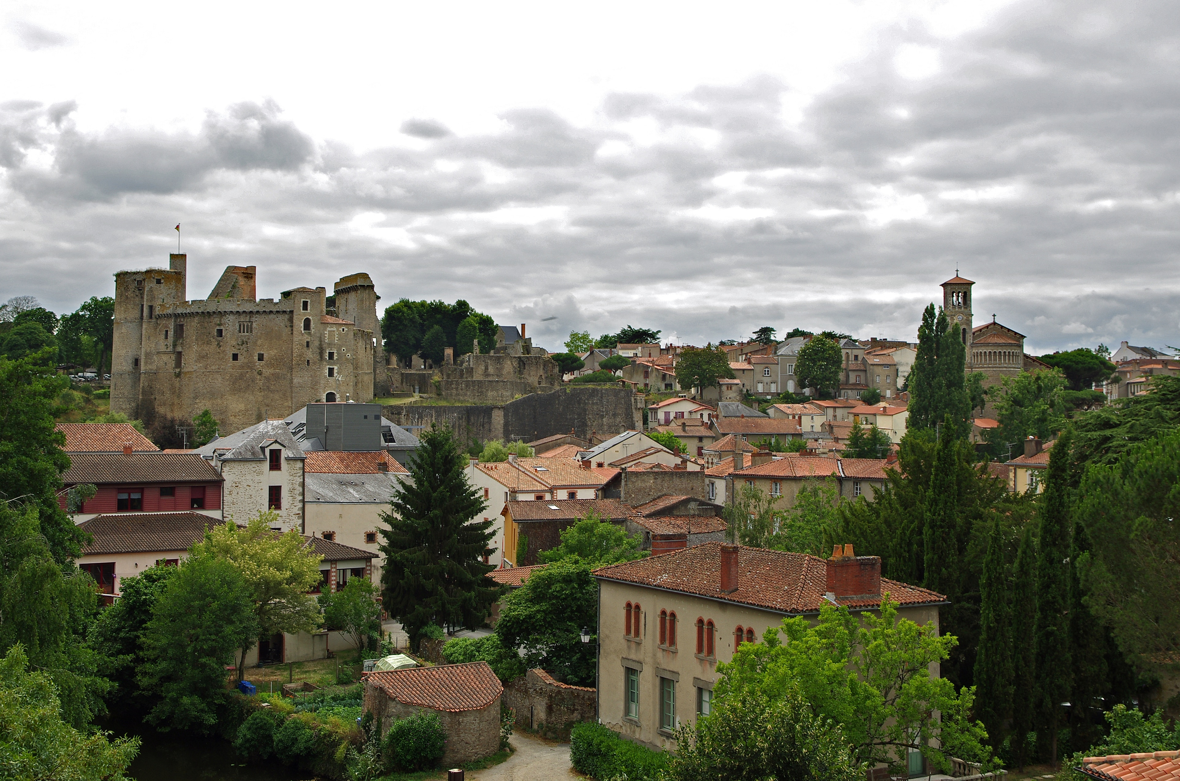 Clisson, Loire-Atlantique, France
