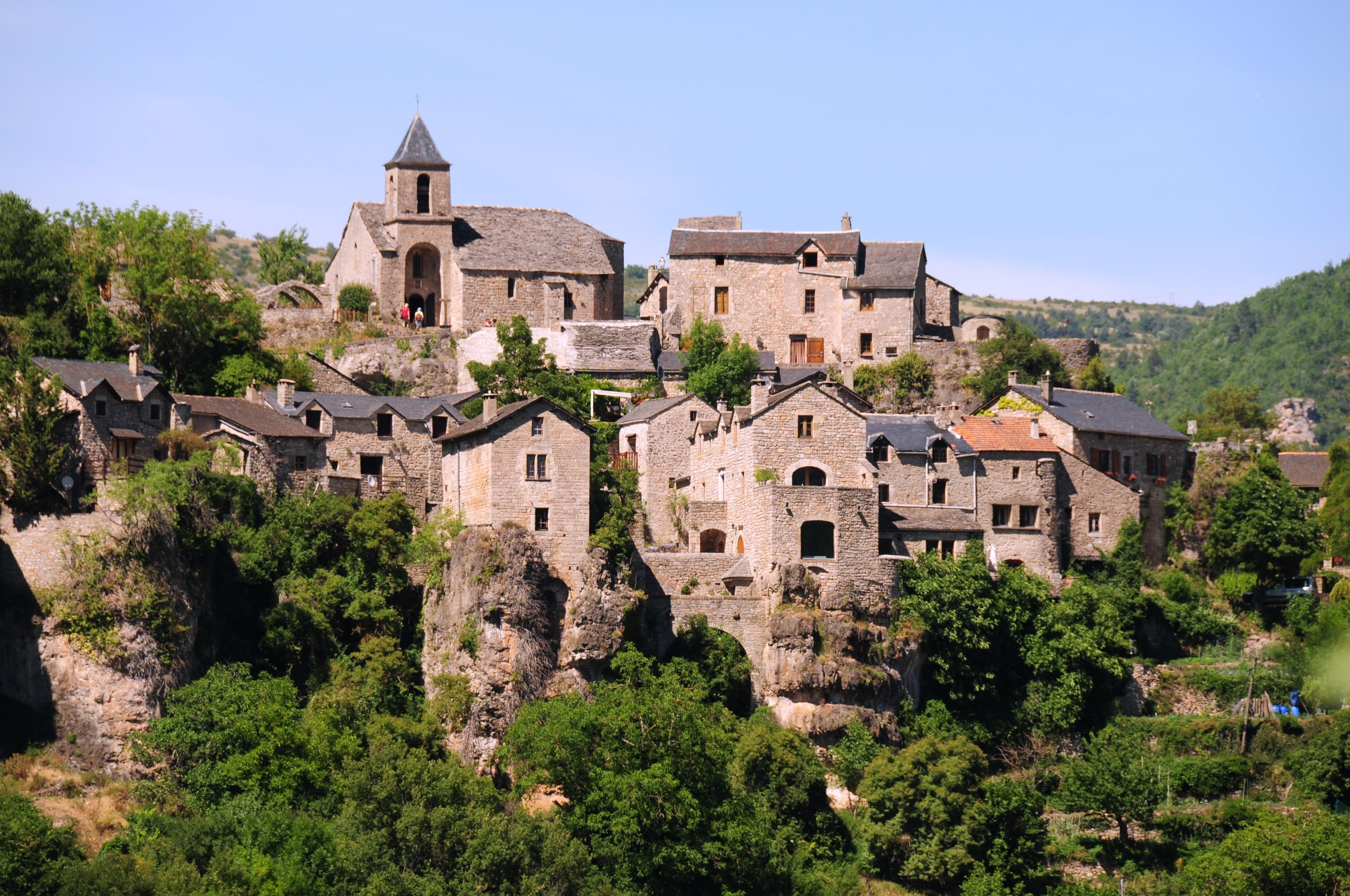 Cantobre, Nant, Aveyron, Frankrijk