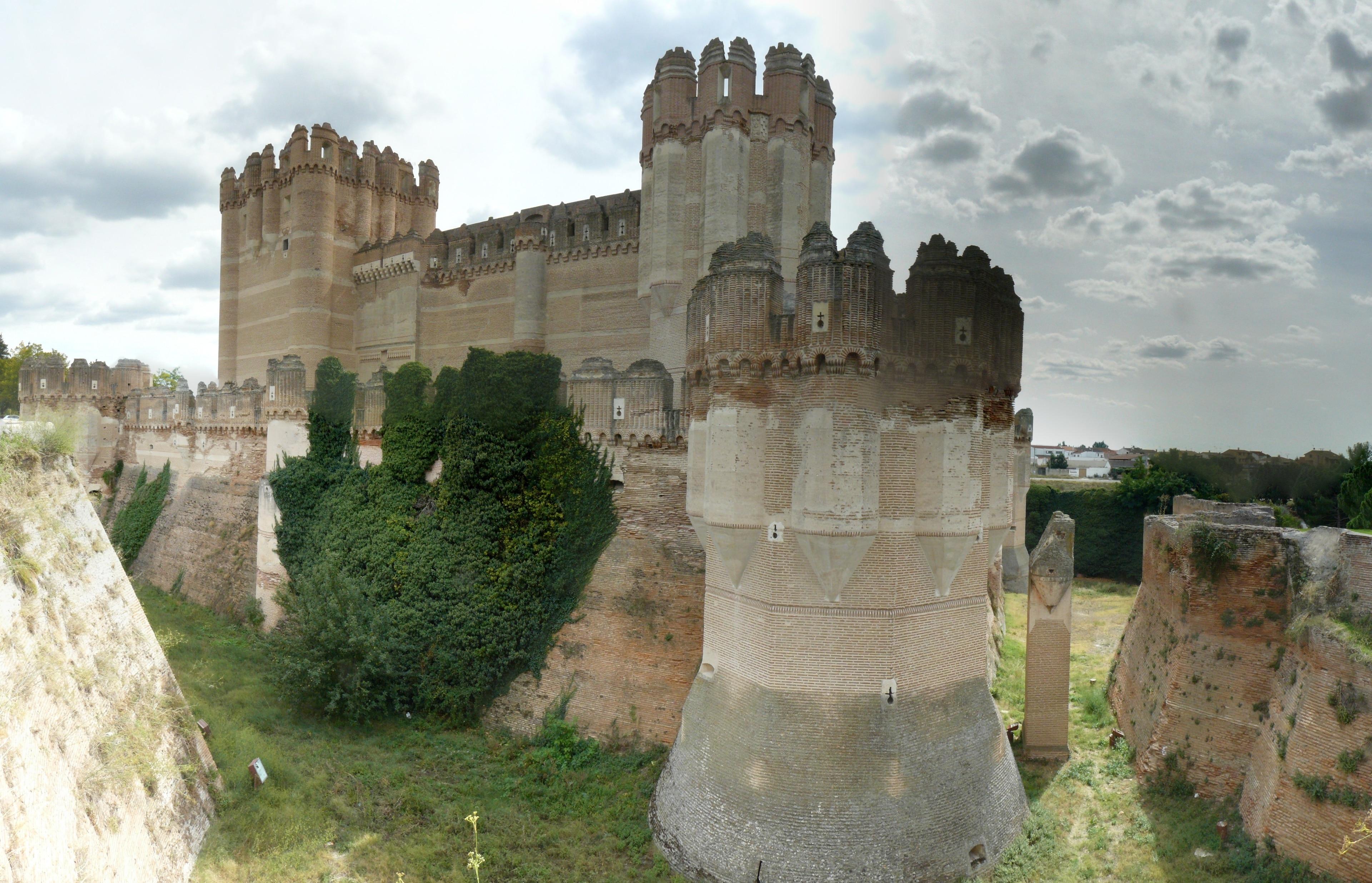 Coca, Castile and Leon, Spain