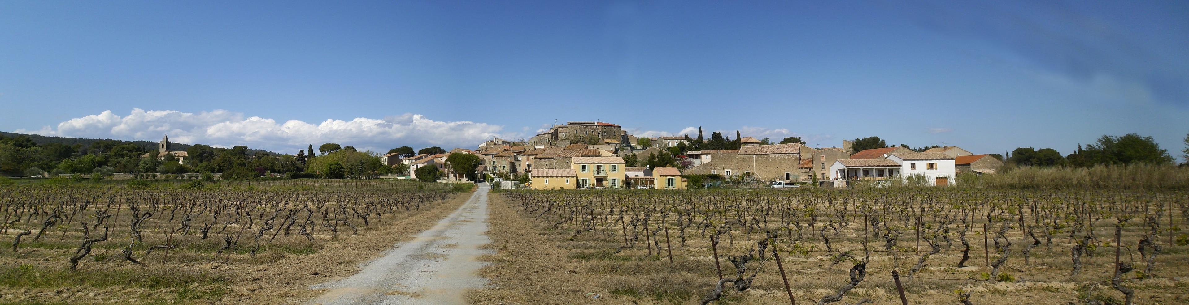 Pouzols-Minervois, Aude, France
