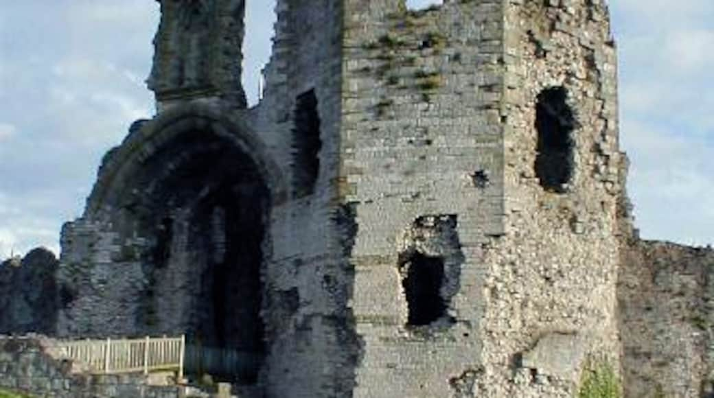"""Photo """"Denbigh Castle"""" by Dot Potter (CC BY-SA) / Cropped from original"""