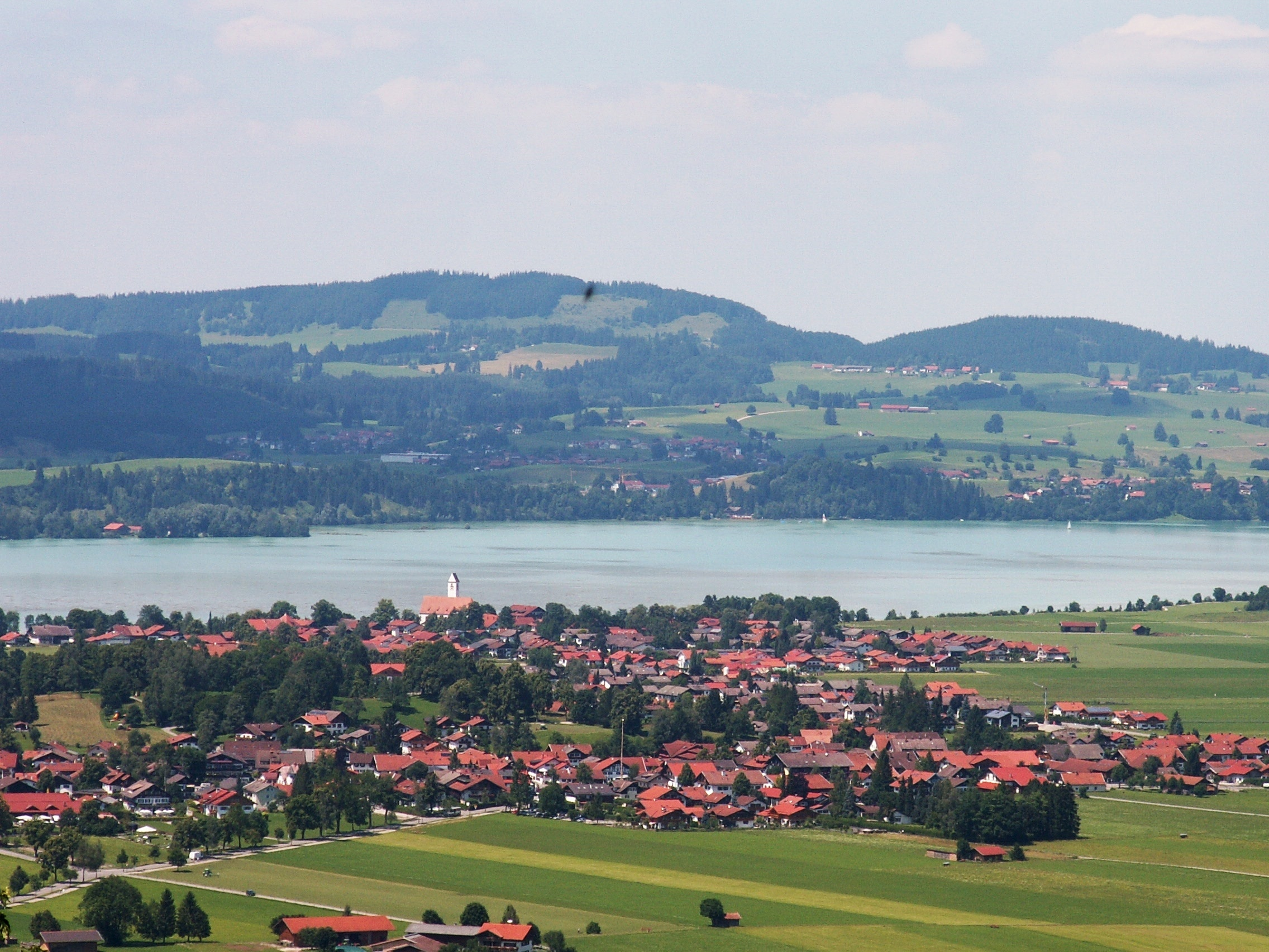 Horn, Schwangau, Bavaria, Germany