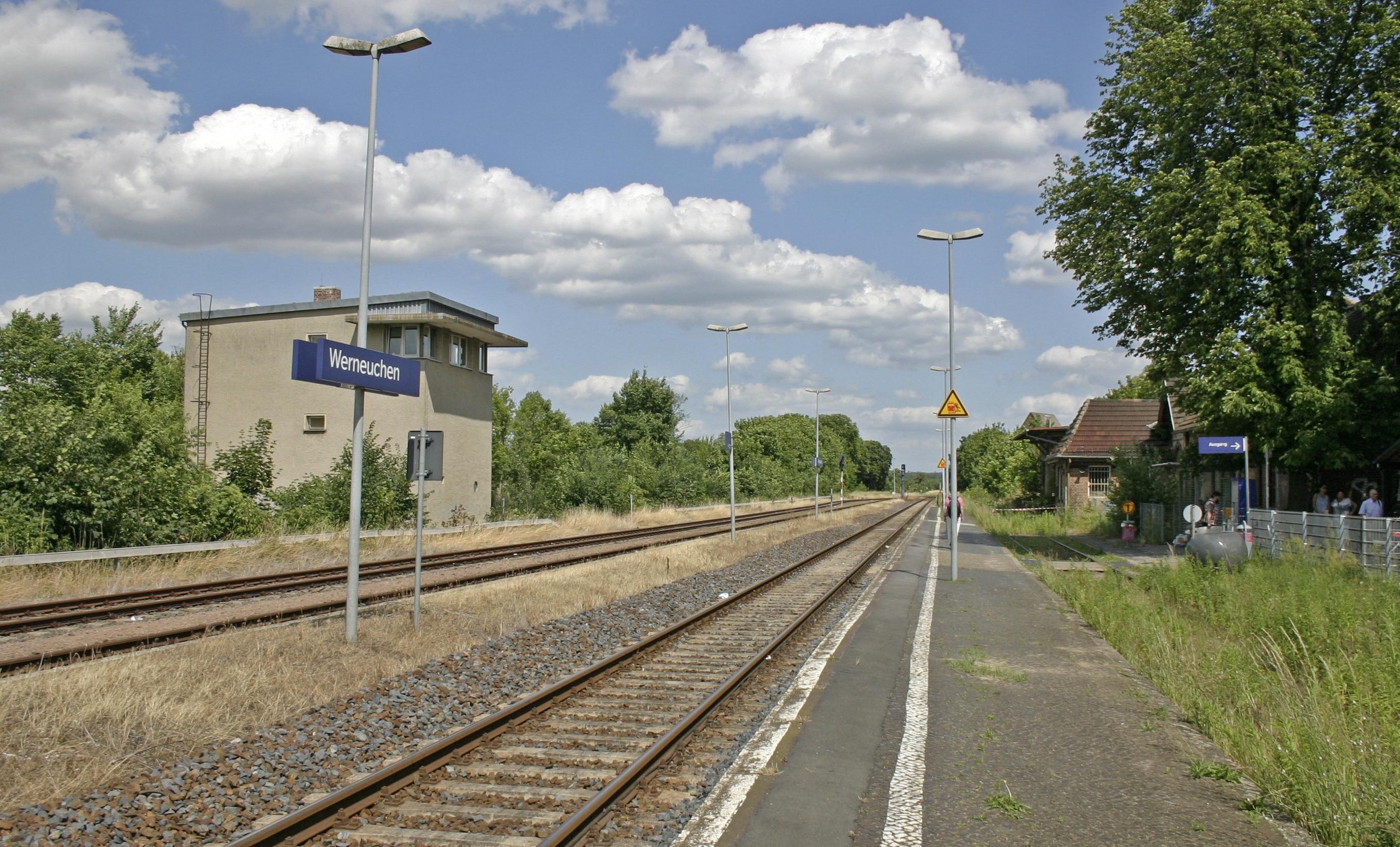 Werneuchen, Brandenburg Region, Germany