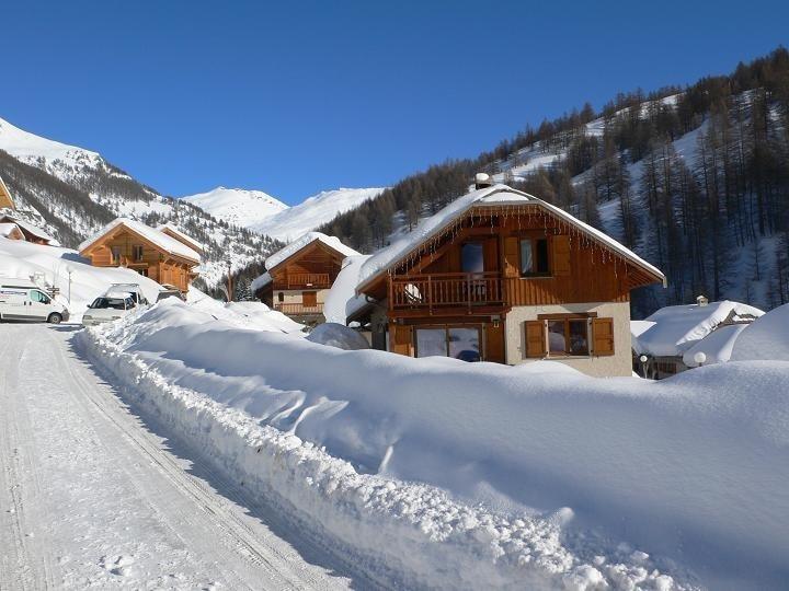Queyras Regional Natural Park, Hautes-Alpes, France