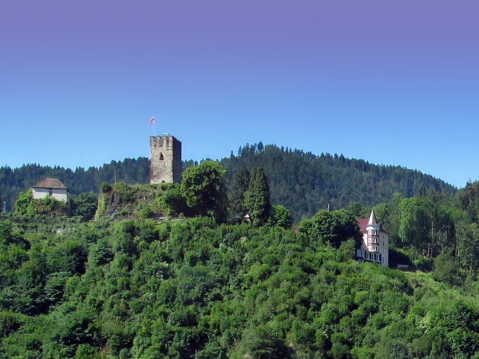 Hornberg, Baden-Württemberg, Tyskland