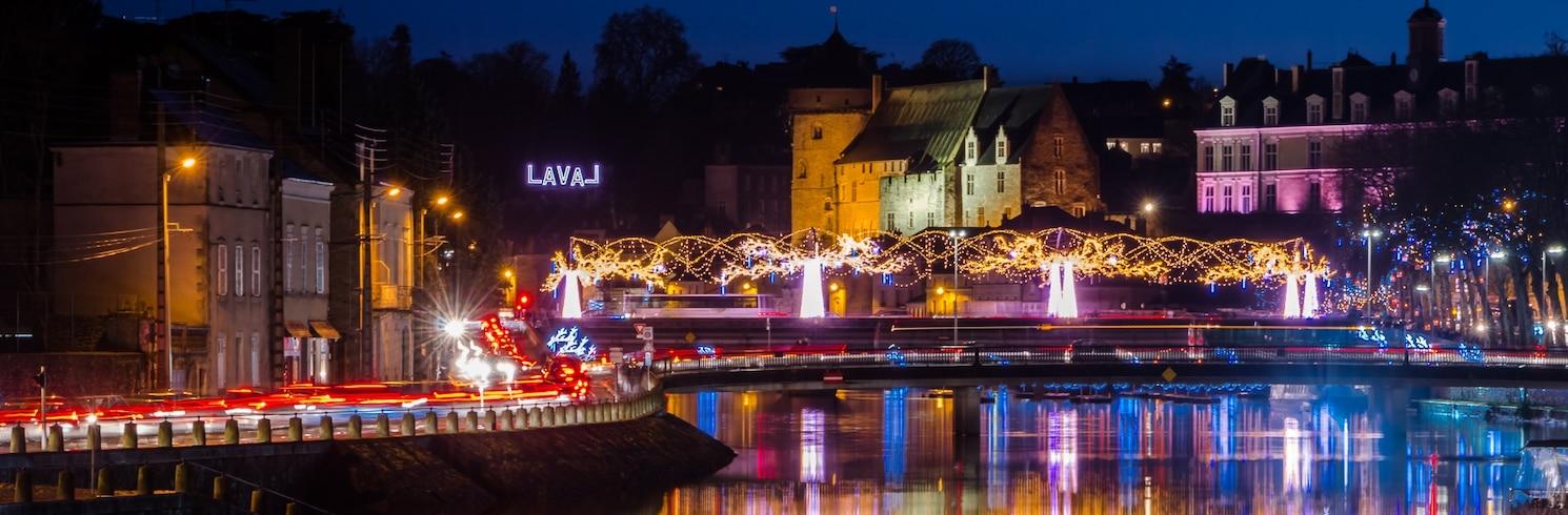 Λαβάλ, Γαλλία
