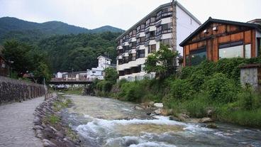 Yunishigawa