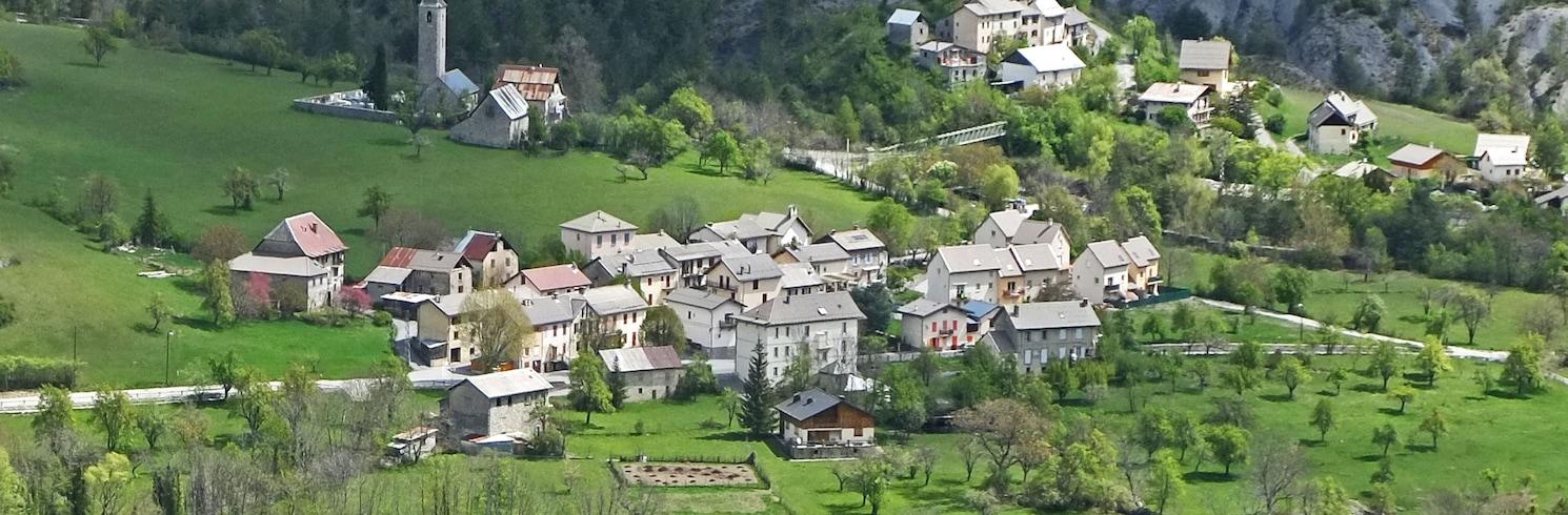 Villeneuve-d'Entraunes, Pháp