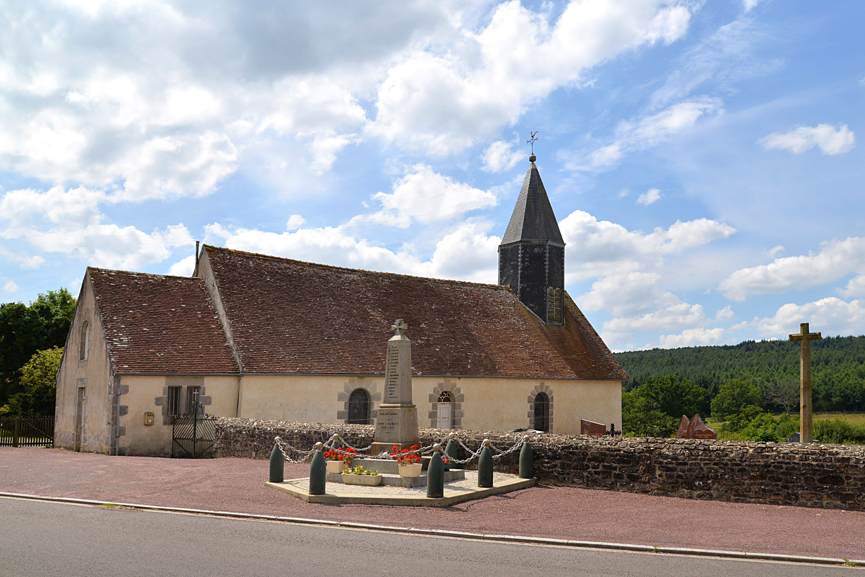 La Lande-de-Goult, Orne, France