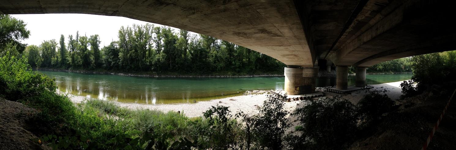 Miribel, France