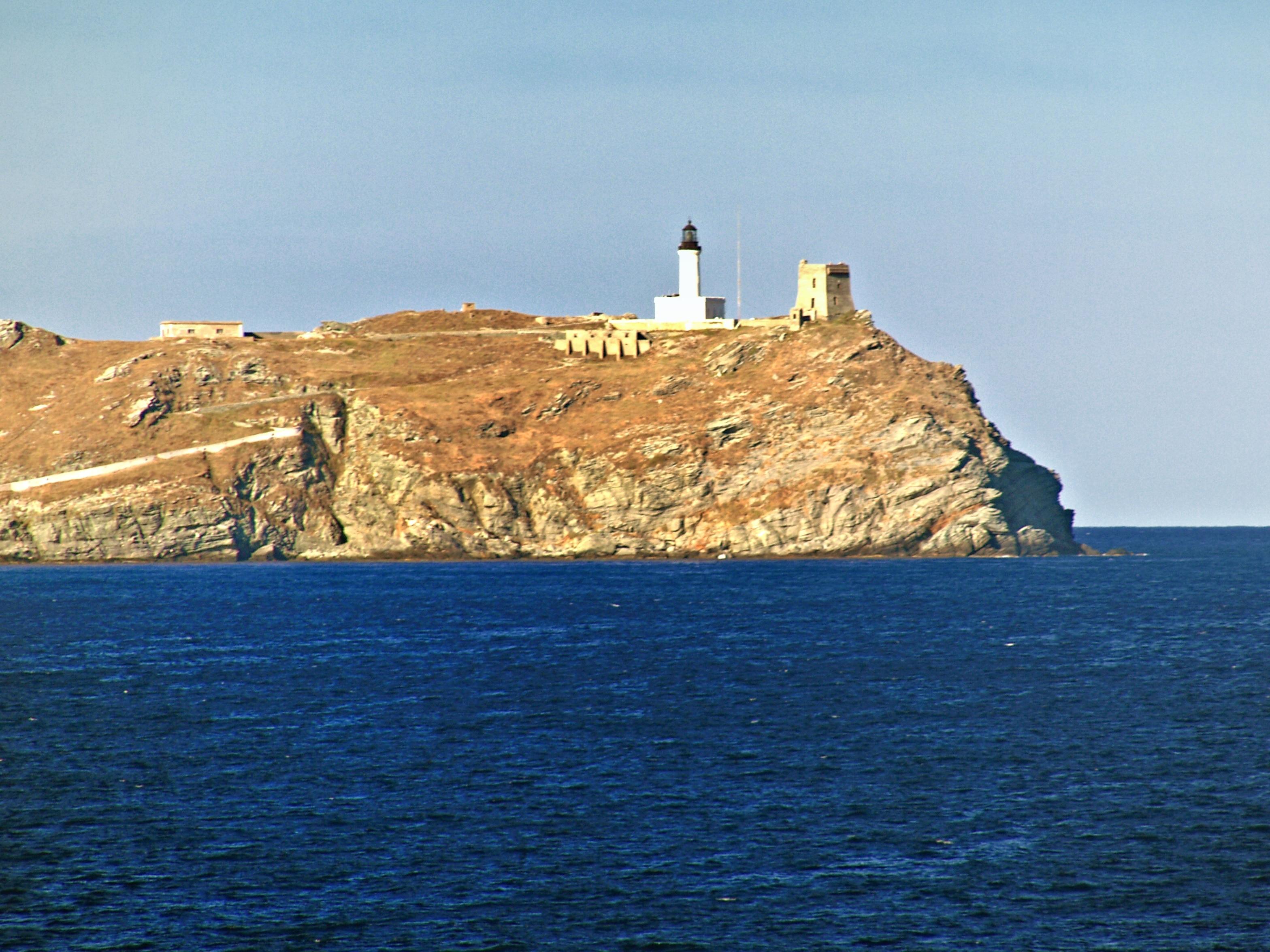 Giraglia (Insel), Rogliano, Haute-Corse, Frankreich
