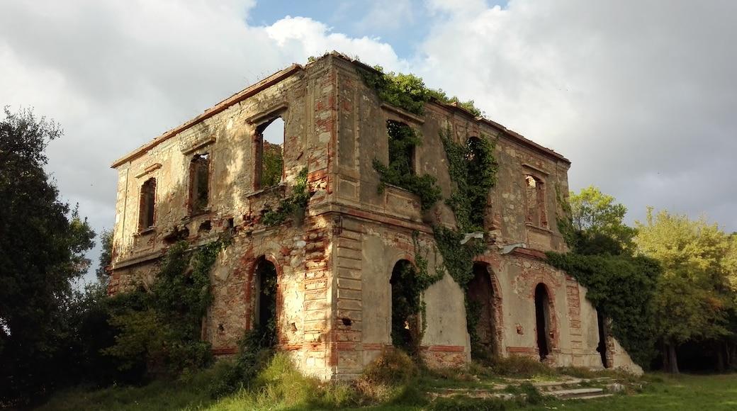 """Foto """"San Giuliano Terme"""" di ElviraMerca (page does not exist) (CC BY-SA) / Ritaglio dell'originale"""