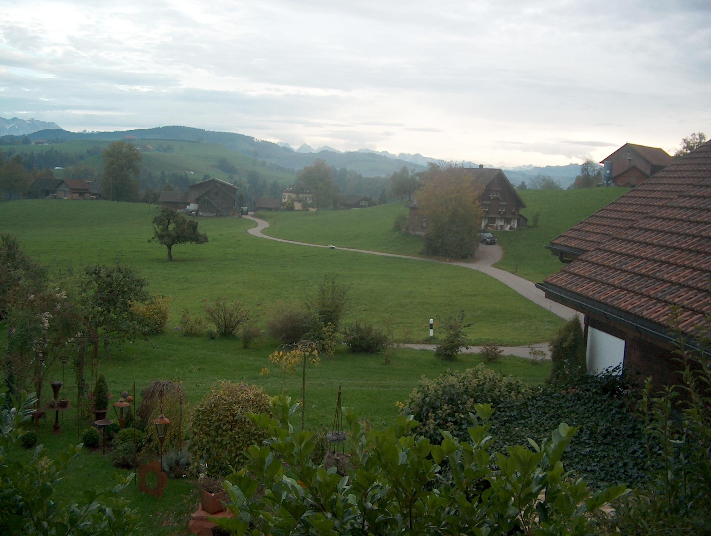 Neckertal, Canton of St. Gallen, Switzerland