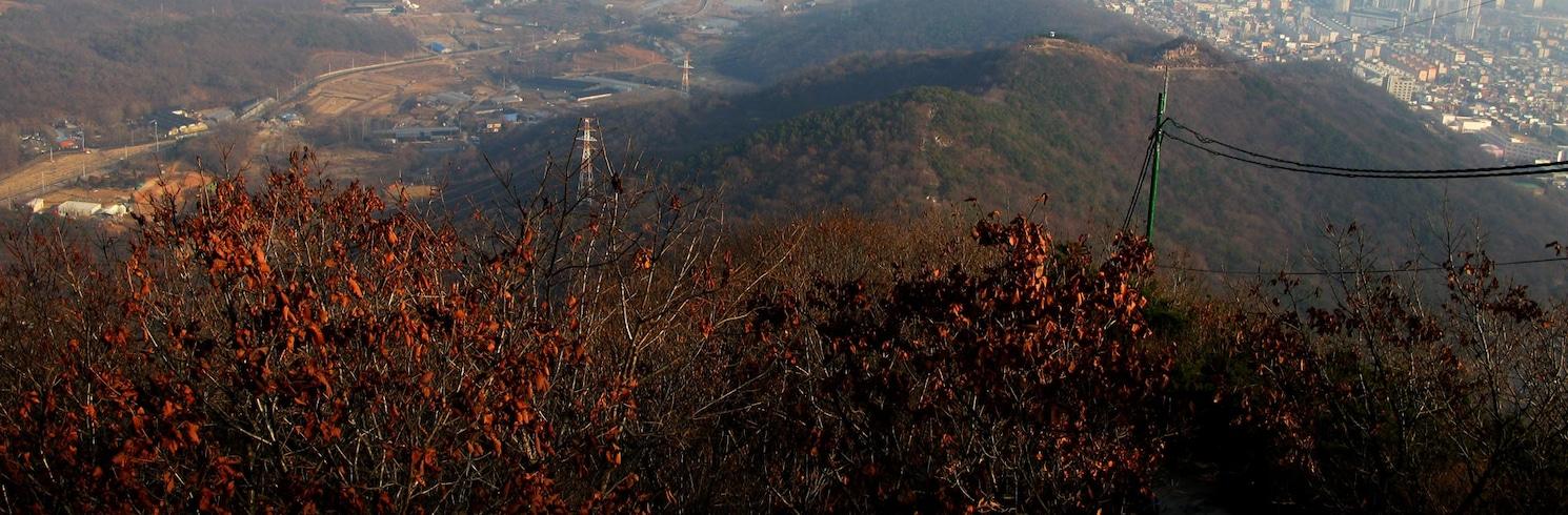 계양1동, 한국