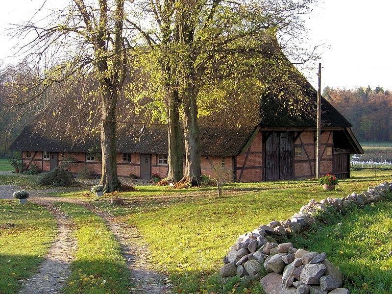Kröpelin, Mecklenburg - Voor-Pommern, Duitsland