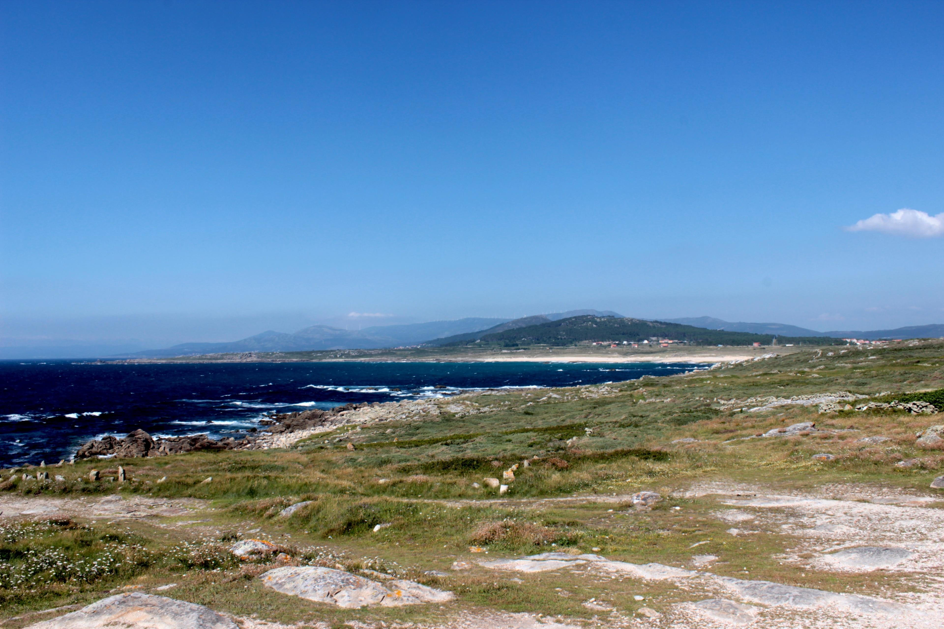 Ribeira, Galizien, Spanien