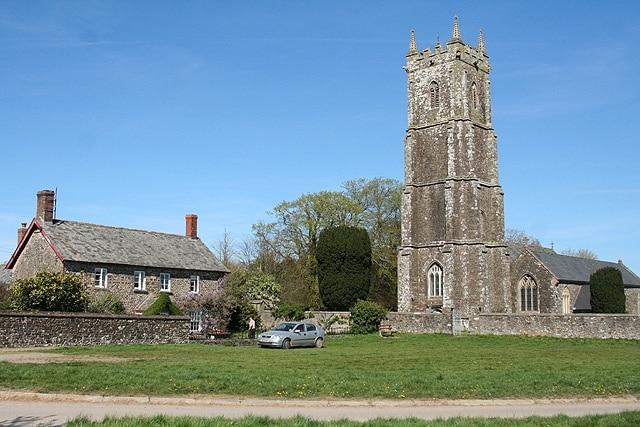 Bishops Nympton, South Molton, England, United Kingdom