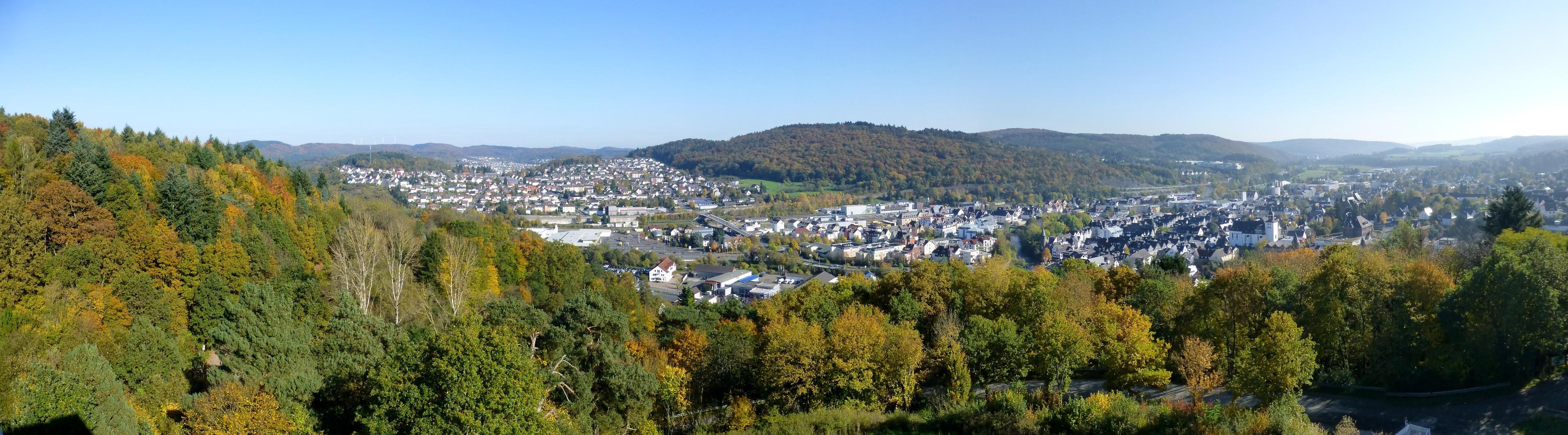 Herborn, Hessen, Deutschland