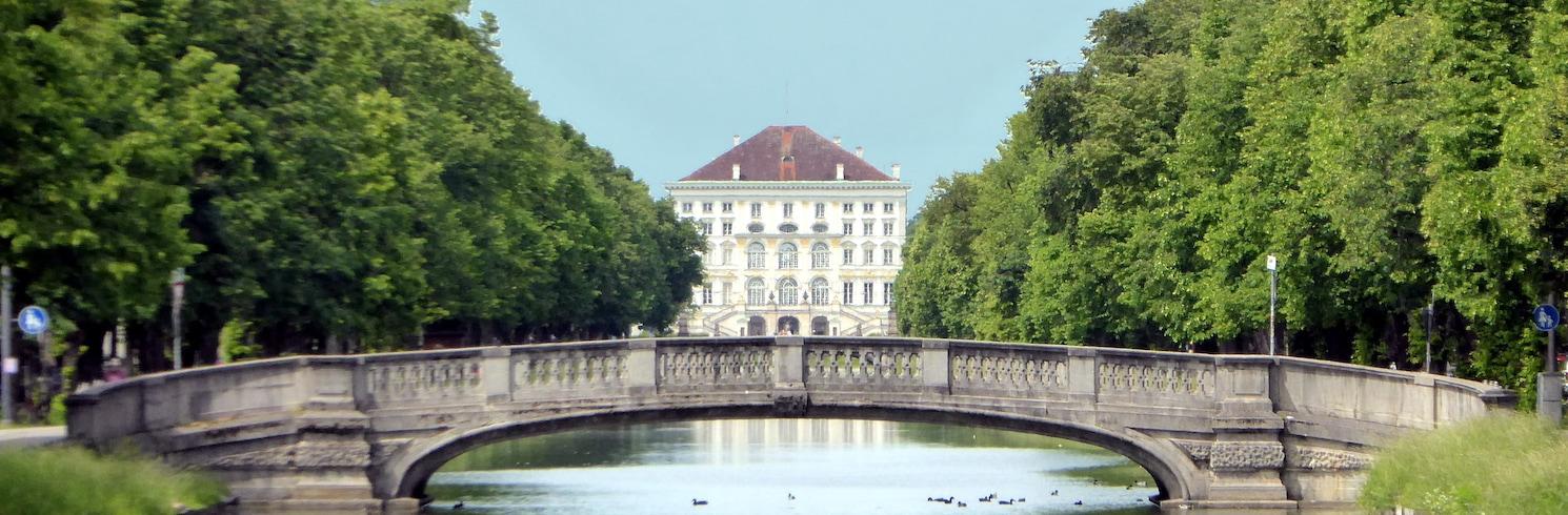 Minhene, Vācija