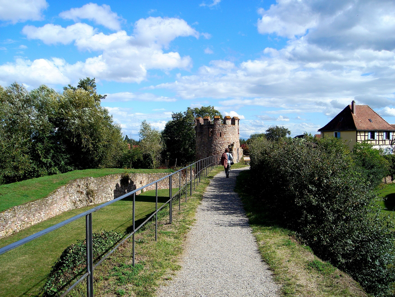 Bergheim, Haut-Rhin, France