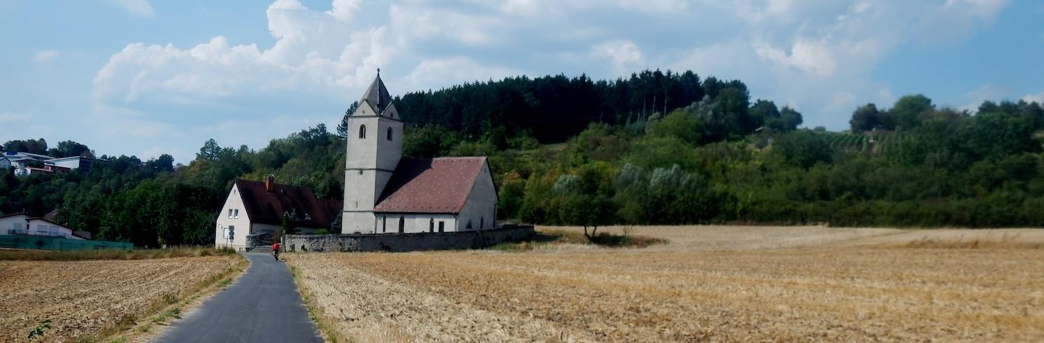 Neidenava, Vācija
