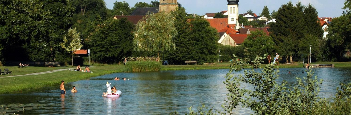 Elsenz, Tyskland