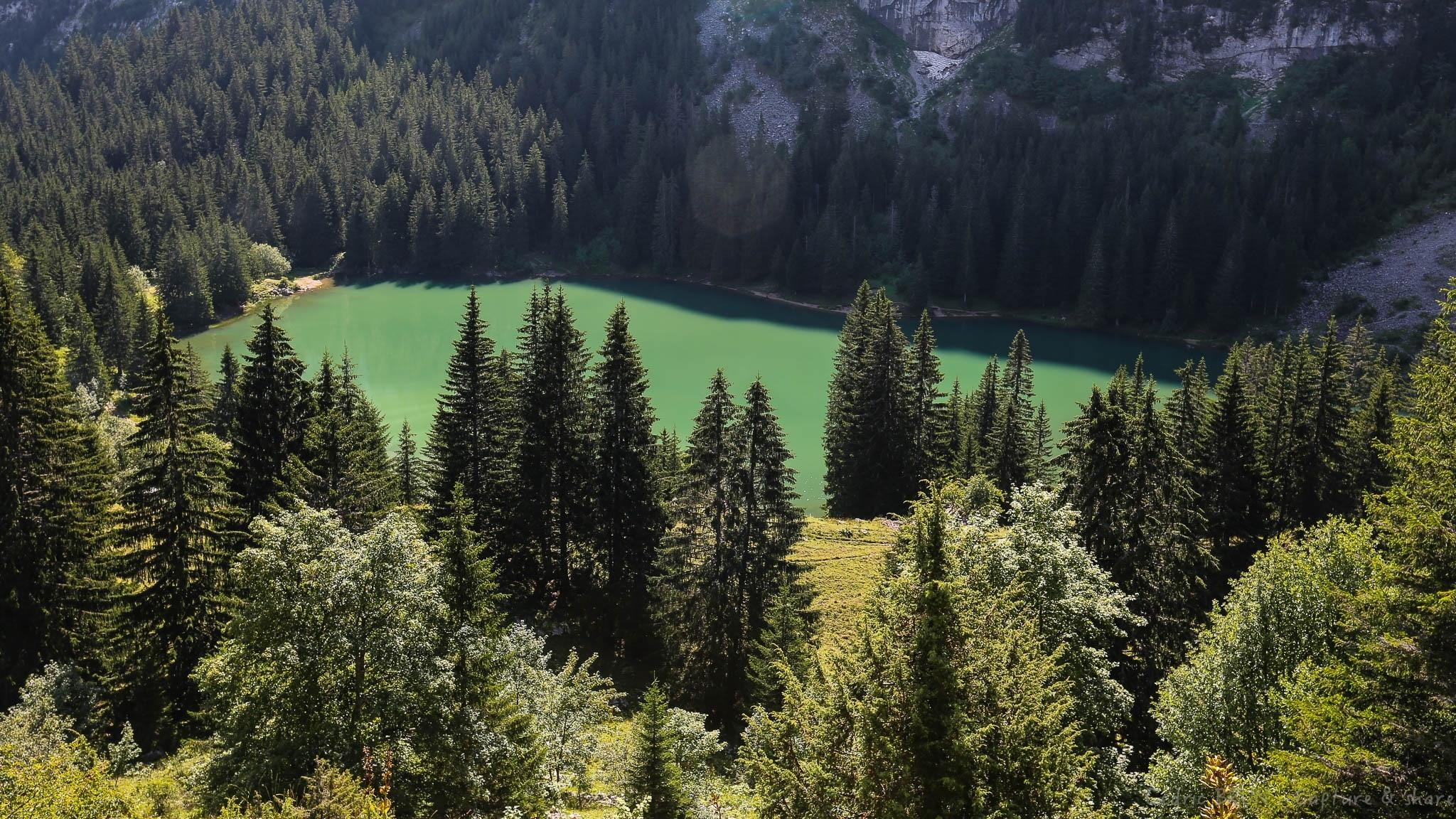télésiège de Morsullaz, Mont-Saxonnex, Haute-Savoie, France
