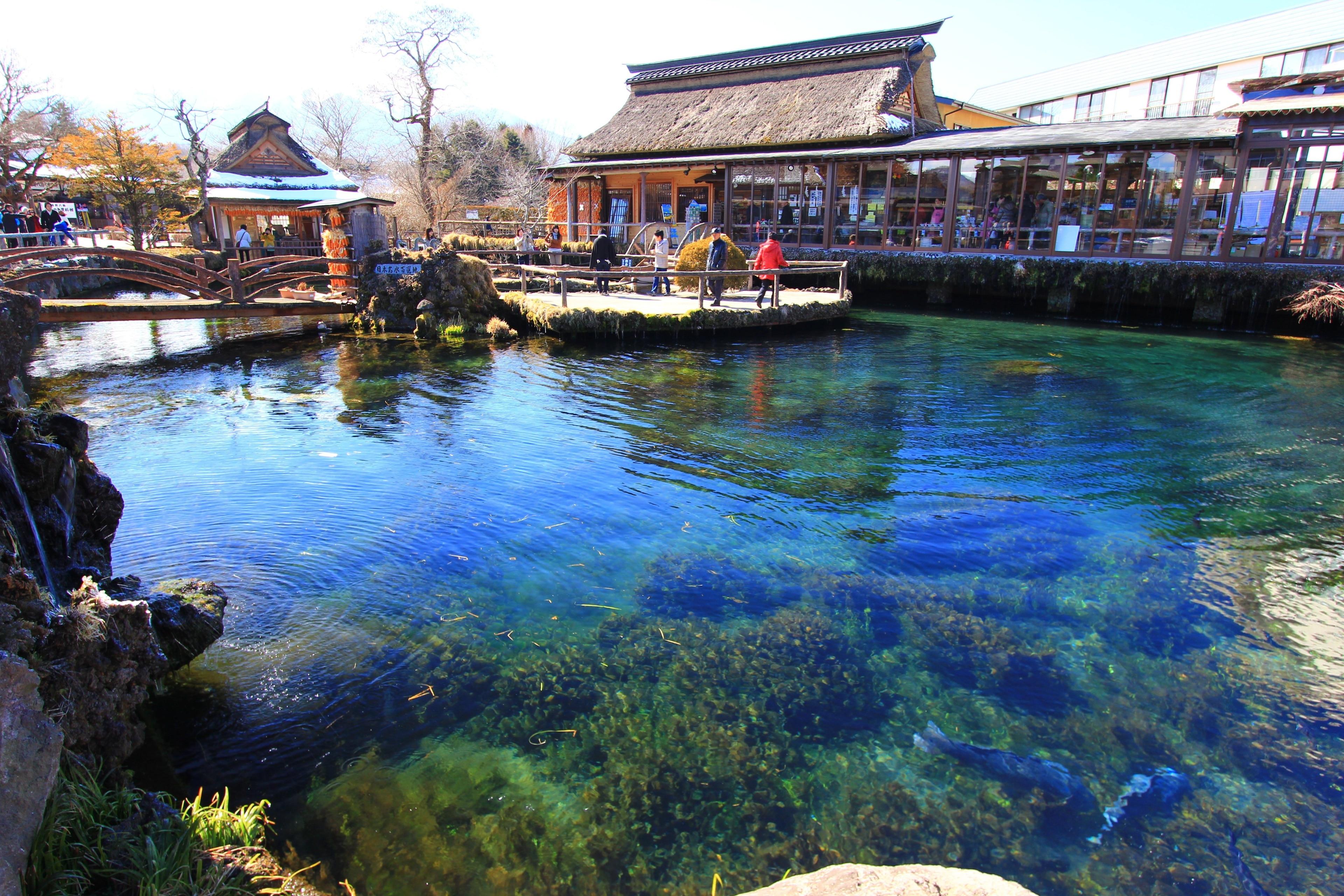Oshino, Yamanashi (prefettura), Giappone