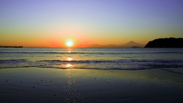 Zushi-stranden/