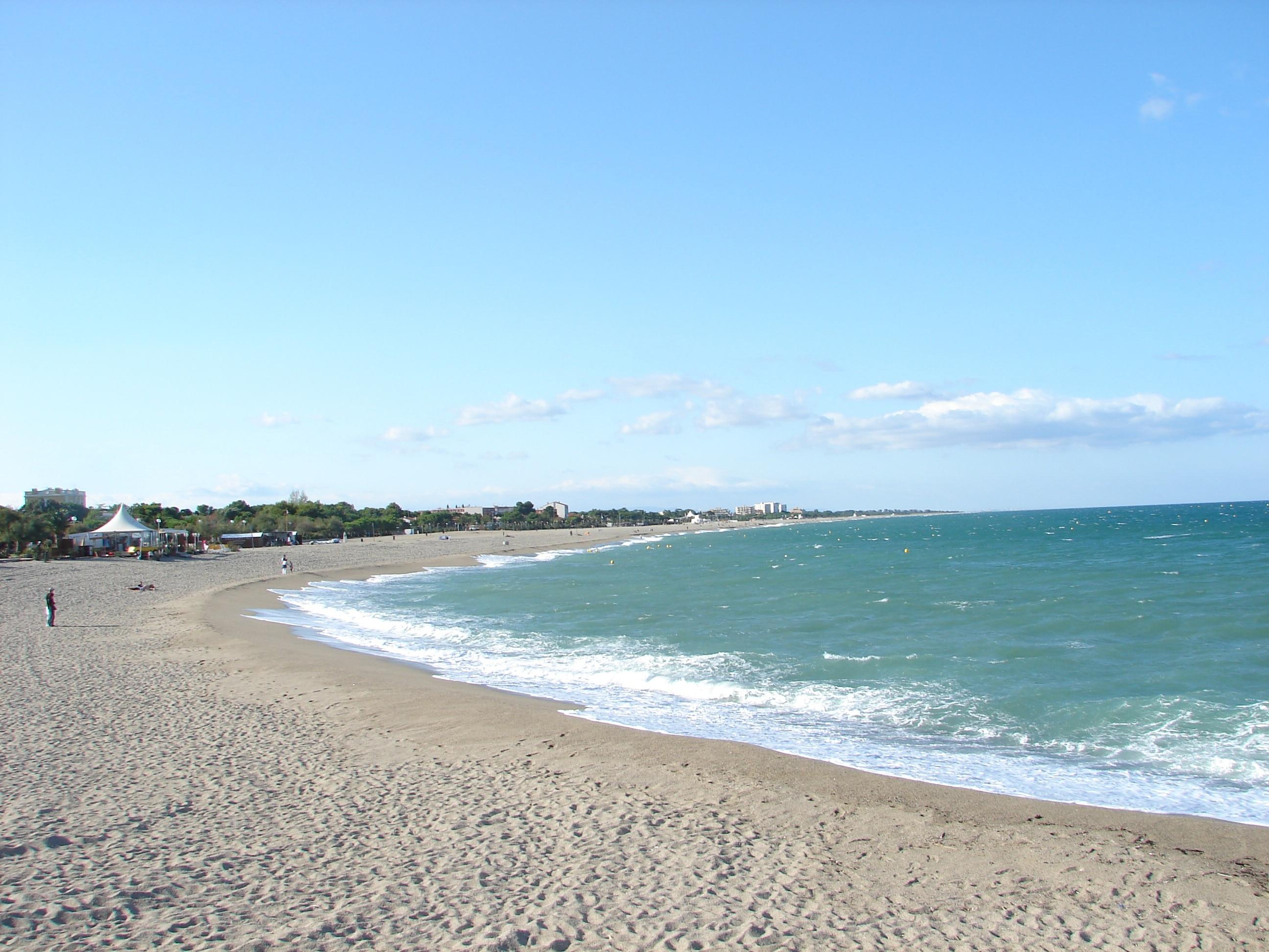 Argeles-sur-Mer, Pyrenees-Orientales, France