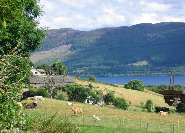 Drumnadrochit, Inverness, Scotland, United Kingdom