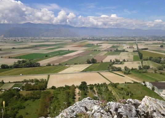 Pescina, Ítalía