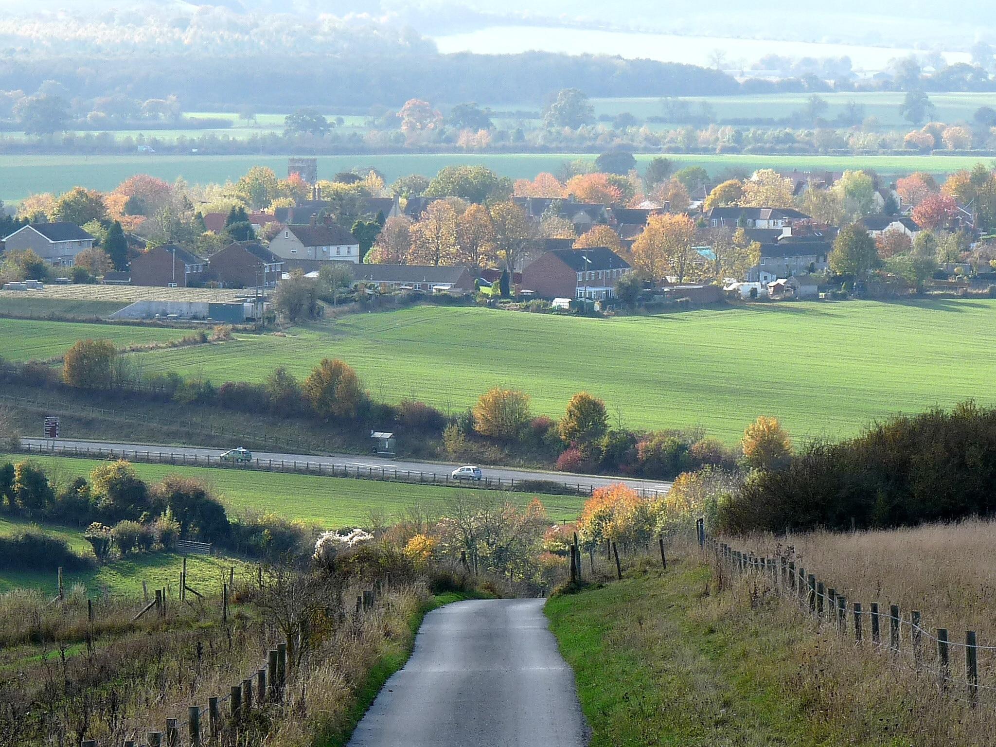 Upton Scudamore, Warminster, Engeland, Verenigd Koninkrijk