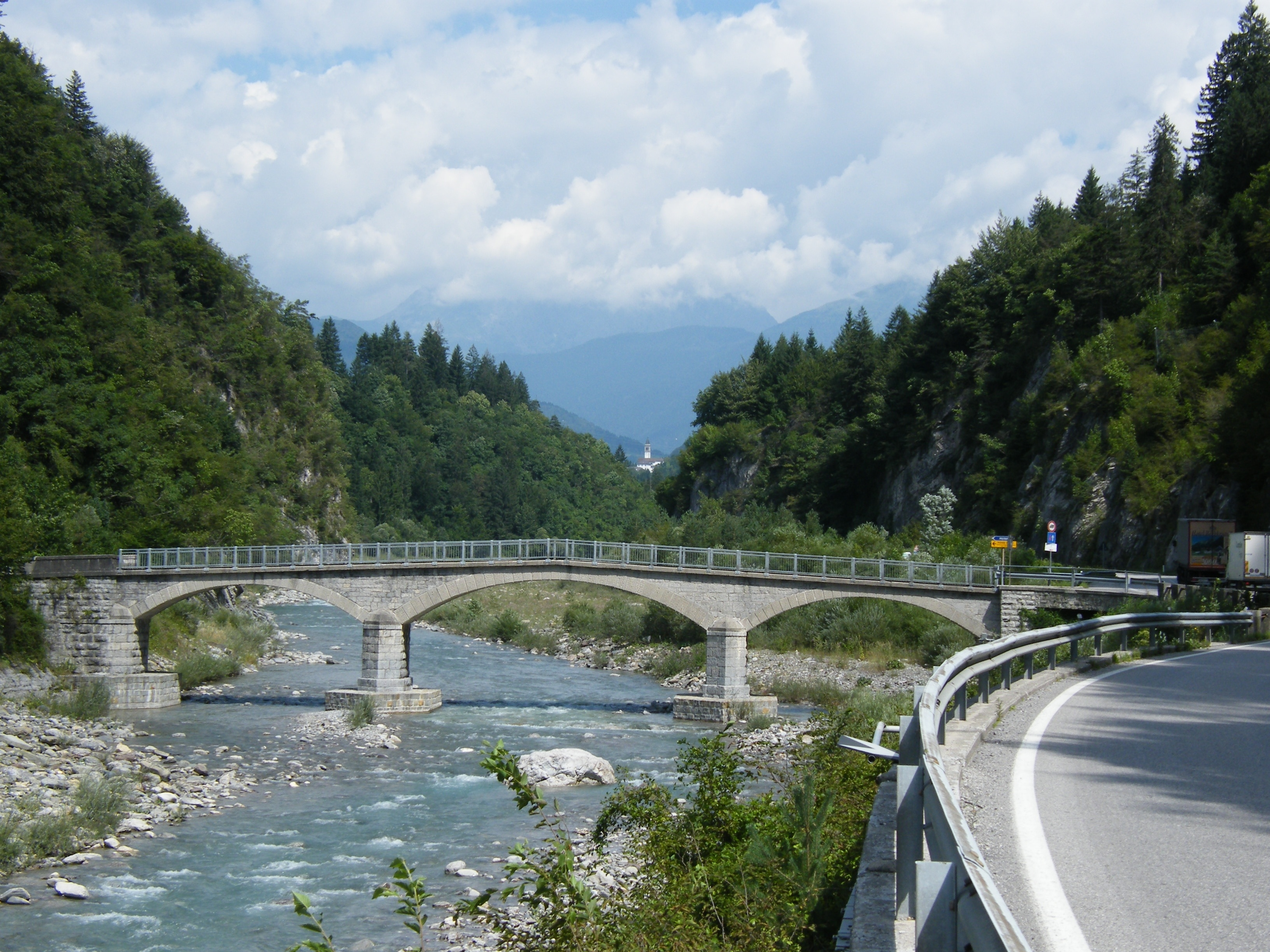 Ovaro, Friuli Venezia Giulia, Italy