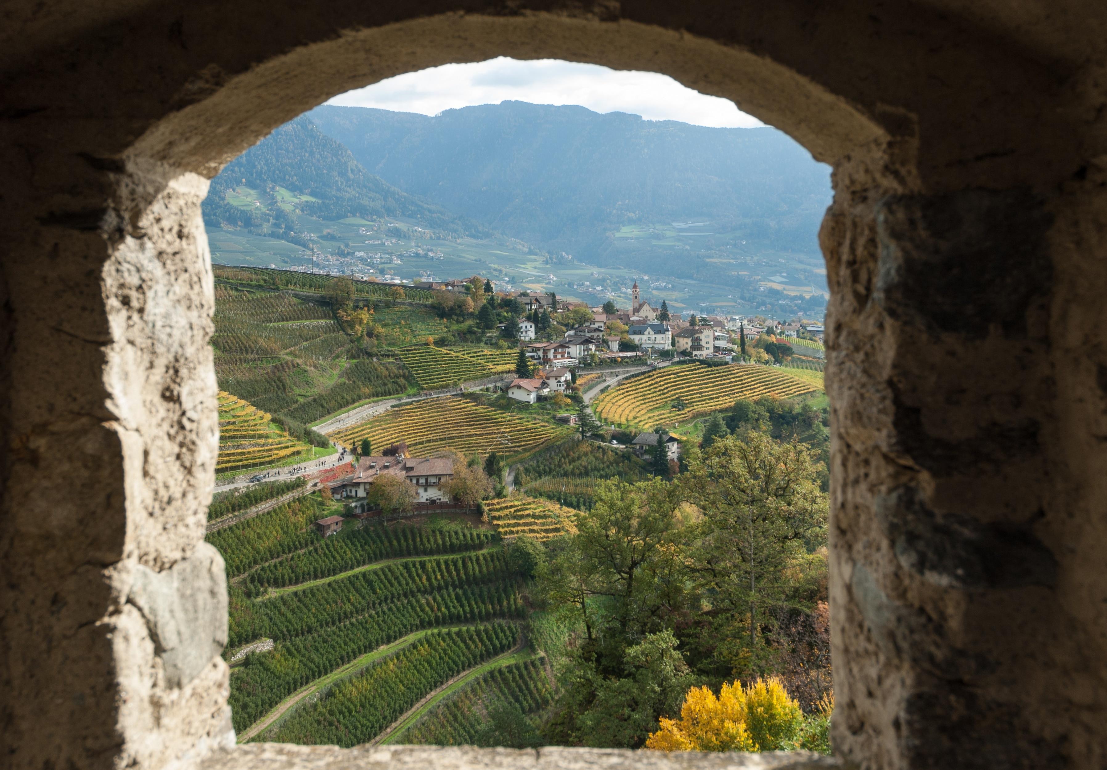Tirol Castle, Tirolo, Trentino-Alto Adige, Italy