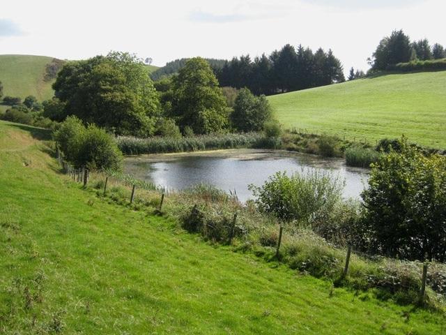 Llanfyllin, Wales, United Kingdom