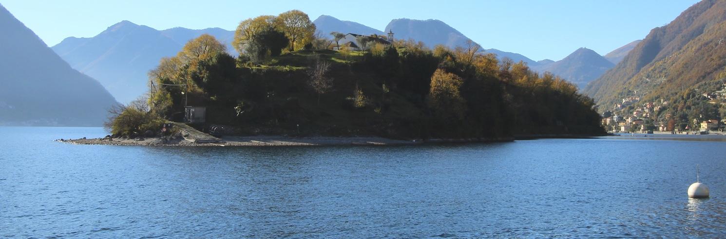 Isola Comacina, Ítalía