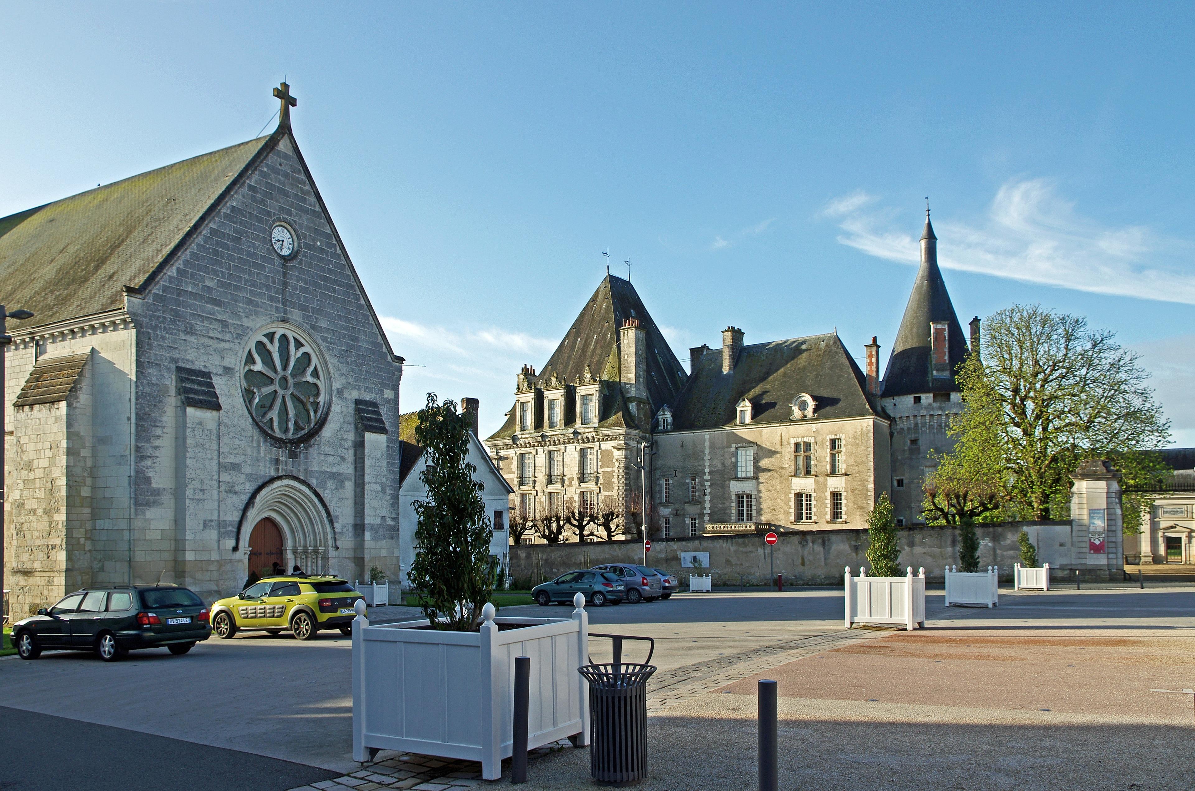 Azay-le-Ferron, Indre, France