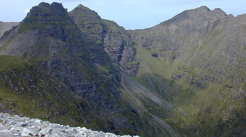 """Photo """"An Teallach"""" by Nigel Brown (CC BY-SA) / Cropped from original"""