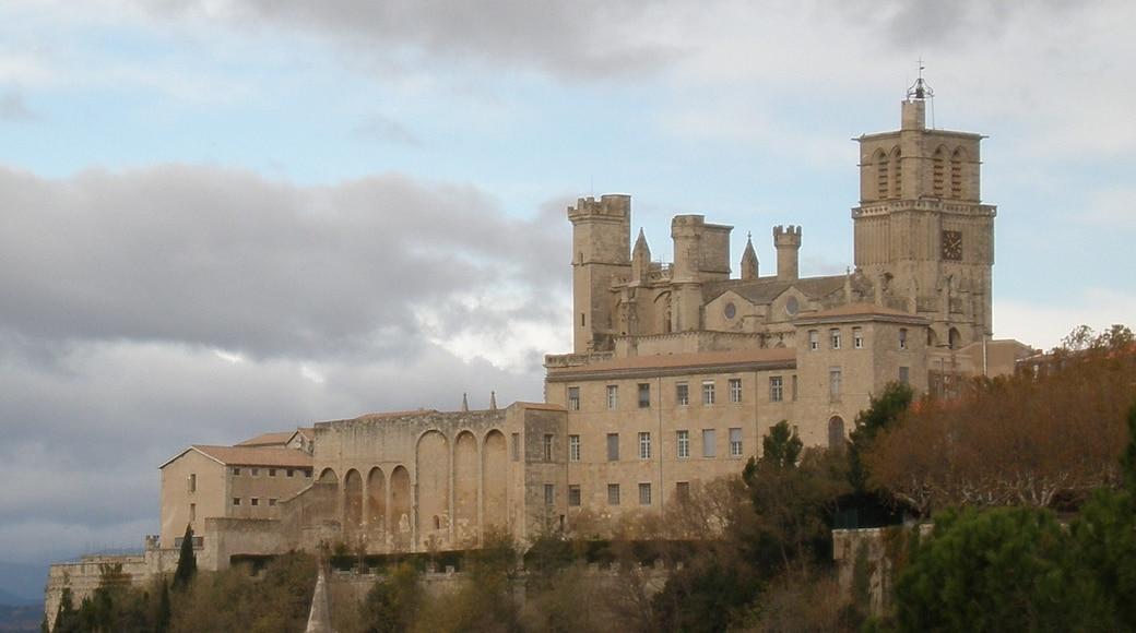 Kathedrale Saint-Nazaire von Béziers