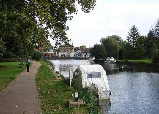 Godmanchester, Reino Unido