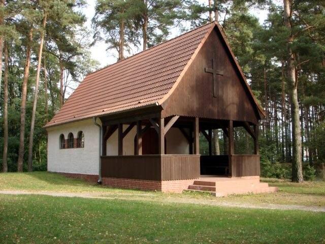 Wendisch Rietz, Brandenburg Region, Deutschland