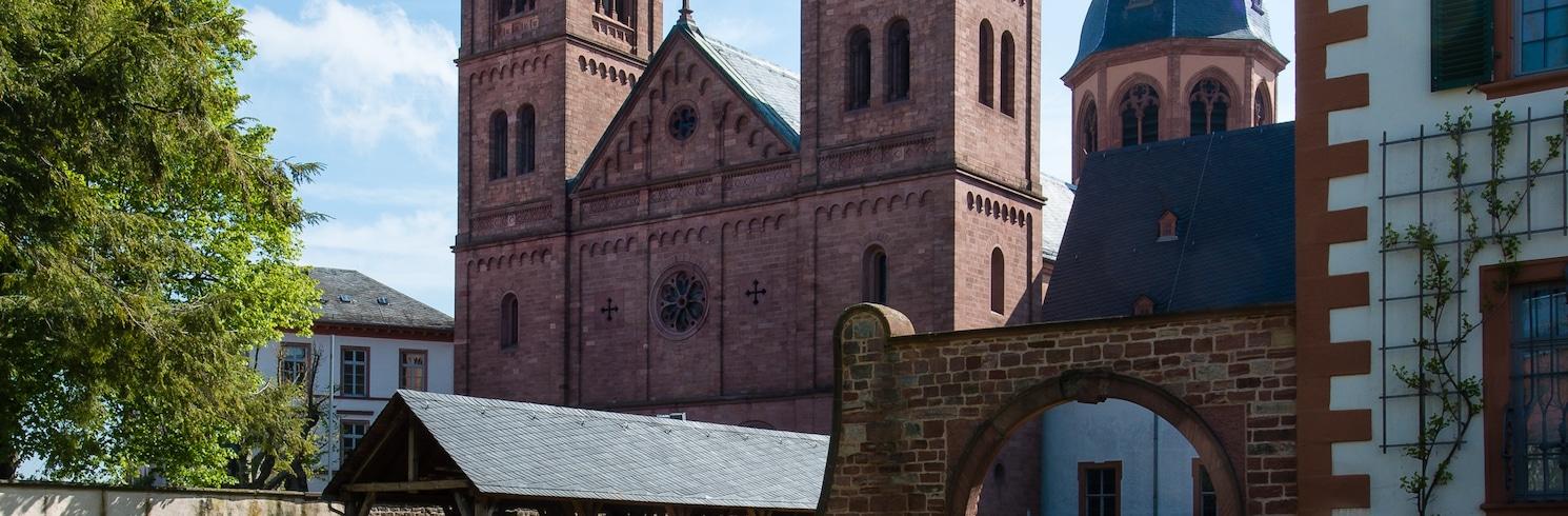 Seligenstadt, Tyskland