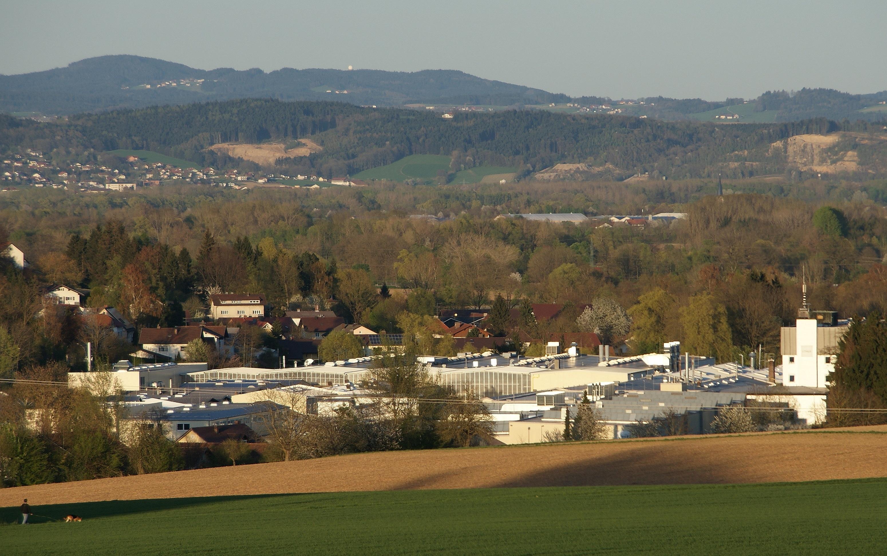 Ruhstorf, Bavaria, Germany