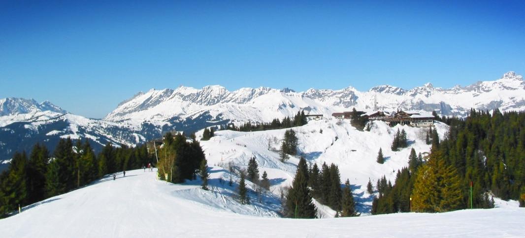 Saint-Gervais-les-Bains, Haute-Savoie, France